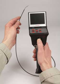 The VJ-ADV 2.8mm video borescope