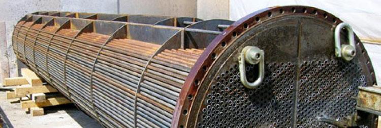 Heat Exchanger - RF System Lab