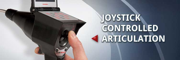 Joystick Controlled Articulation