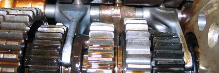 Bearing Gearbox - RF System Lab