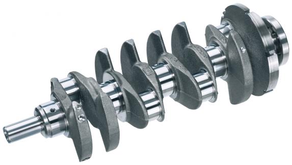 crank-shaft