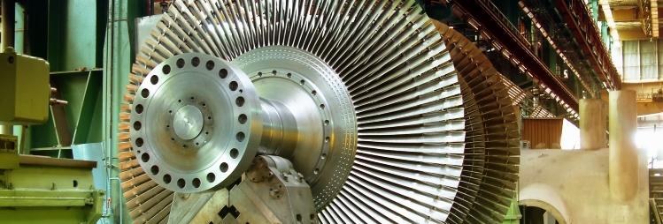 Power Plant Turbine Maintenance with a VJ-Advance video borescope