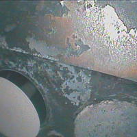 Small Engine Borescope Photos